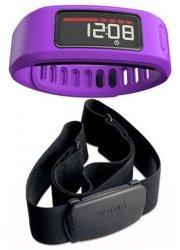 Vivofit Purple, HRM