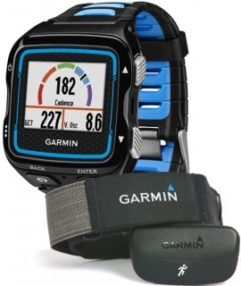 Forerunner 920XT Bundle HRM-Run Black & Blue
