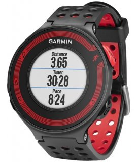 Forerunner 220 Blk/Red, Russia + HRM3