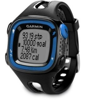 Forerunner 15 Black/Blue