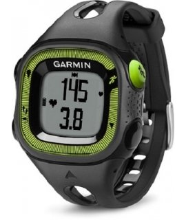 Forerunner 15 Black/Green