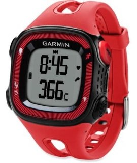 Forerunner 15 Red/Black, HRM
