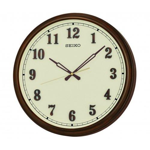 Seiko Clock. кварцевые. Настенные. Интерьерные часы QXA632B