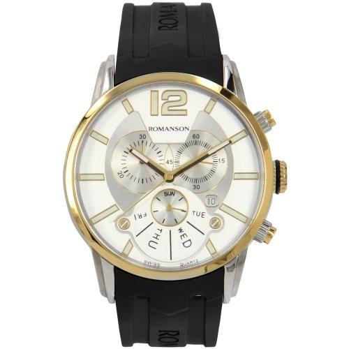 Мужские часы Romanson TL5A22HMR(WH) Женские часы DKNY NY2112